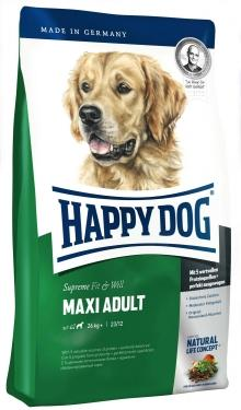 ADULT MAXI HAPPY DOG Fit Well 14 kg