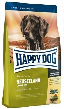 Neuseeland SENSIBLE HAPPY DOG SuperPremium 4 kg